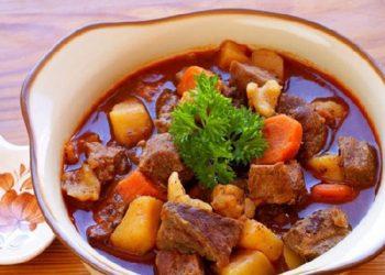 cách nấu bò kho - daotaobeptruong