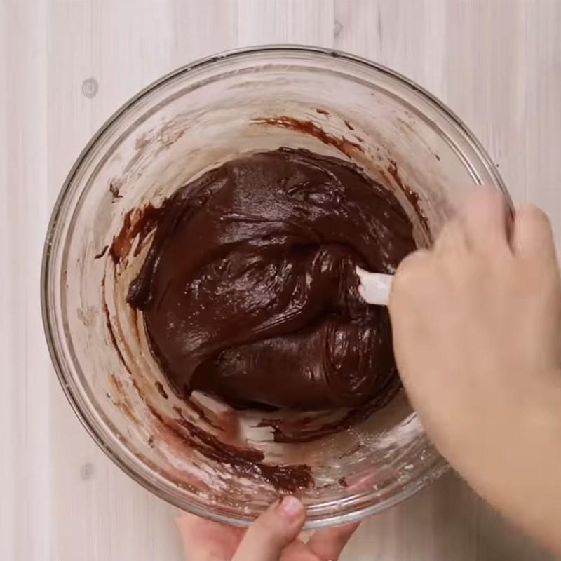 Cách làm bánh brownie socola bằng nồi cơm điện đơn giản thơm ngon bất bại - Hình 5