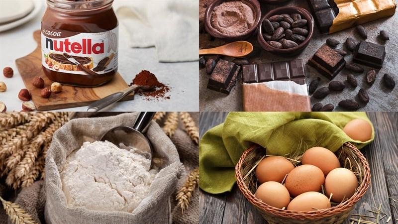 Cách làm bánh brownie socola bằng nồi cơm điện đơn giản thơm ngon bất bại - Hình 1